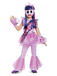 Kids My Little Pony: Twilight Sparkle Costume Deluxe
