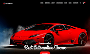 22 Car WordPress Themes That Will Give Your Site The Rev It Needs