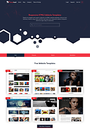 Responsive HTML5 Website Templates | ThemeVault
