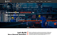 Invory - HTML5 Construction Company Web Design Template | ThemeVault