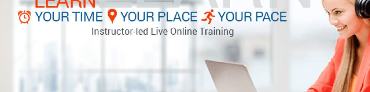 Headline for Online Professional Training course