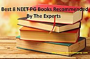 Best 8 NEET PG Books Recommended By The Experts