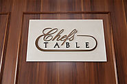 What Is the Chef's Table on a Cruise?