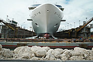 What Is a Cruise Ship Dry Dock?