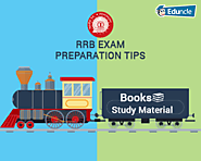RRB Exam Preparation Tips | Books | Study Material