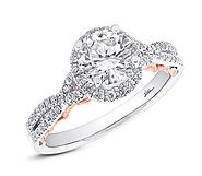 Shop diamond engagement rings online in Canada