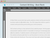 High Quality Content Writing Services | Crowd Content