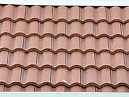 Clay & Concrete Material Tiles Roofing