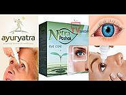Ayurvedic Eye Drops | Divyarishi Netra Poshak | Eye Redness Itching and Glaucoma Relief