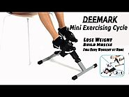 Deemark Mini Exercising Cycle | Full Body Workout at Home | Lose Weight and Build Muscle
