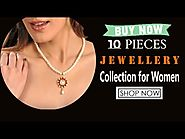 Jewellery Collection for Women (10 Pieces) | Beautiful Forever | Maha TV Shop