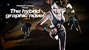 Peugeot HYbrid4 presents : The hybrid graphic novel