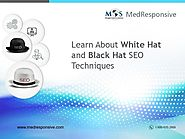 Learn About White Hat and Black Hat SEO Techniques