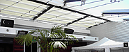 Motorised Retractable Roofing Systems