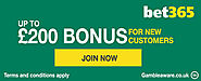 Bet365 Bonus Code 2018 - Promo Codes for Bet365 2018