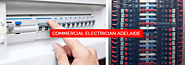 Capacity of a commercial electrician in Adelaide - TA Electrical