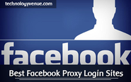 Top 4 Best Facebook Proxy Login Sites to Unblock FB