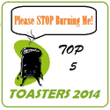 The Best Rated Toasters 2014 Top 5