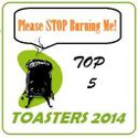 The Best Rated Toasters Reviews For 2014 -- MuchoListo