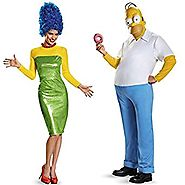 The Simpsons Homer and Marge Bundle Set