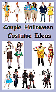Couple Halloween Costume Ideas