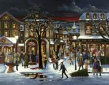Vermont Christmas Company Downtown Christmas Advent Calendar