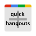 Quick Hangouts for Google+™