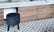 Spruce up your Personal Lair with Modern Floor Tile