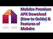 How to upgrade to Mobdro Premium APK & What Features are Offering