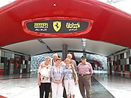 Abu Dhabi Ferrari World Tour: Experience Life in Pretty New Style