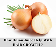 How To Use Onion For Hair Growth And Strong Hair
