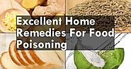 8 Effective Home Remedies for Food Poisoning