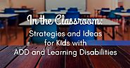 In the Classroom: Ideas and Strategies