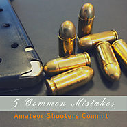 5 Common Mistakes Amateur Shooters Commit