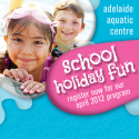 School Holiday Fun at the Adelaide Aquatic Centre