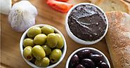Buy Black and Green Olives from Zeea Ltd