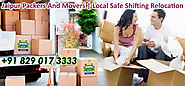 Moving Arrangement With Packers And Movers In Jaipur