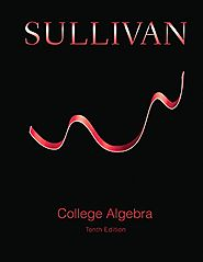 College Algebra (10th Edition)