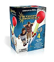The Original Stomp Rocket: Ultra 4-Rocket Kit (20008)