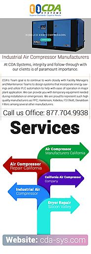 Air Compressor Training California