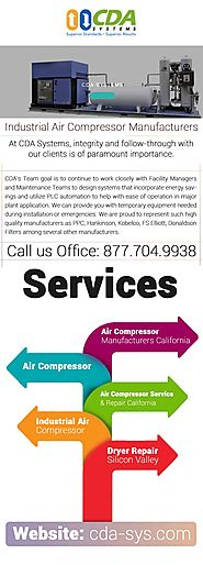 Air Compressor Repair California