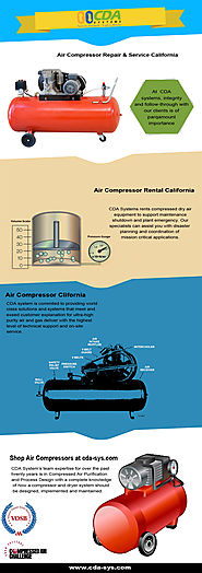 Air Compressor Parts California