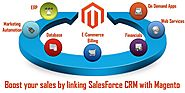 Integrate your Magento Store with CRM to Increase Sales