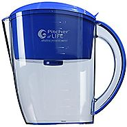 Pitcher of Life Alkaline Water Pitcher (3.5 Liters)