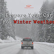 Prepare Your Car For Winter Weather - NJCashCars