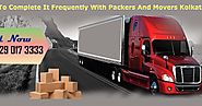 Get Strong, Direct, Safe Packers And Movers In Kolkata