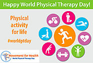 MAES Therapy International celebrates World Physiotherapy Day 2017