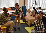 MAES Therapy For children with movement disorders and cerebral palsy