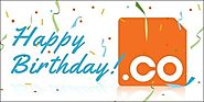 Coupon codes for CO domain on CO's 8th birthday promos, from $0.99/yr | Godaddy renewal coupon code 27% Off on Domain...