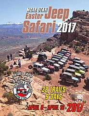 51st Annual Easter Jeep Safari at Moab
